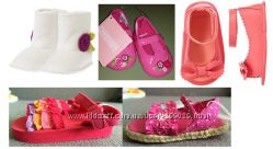 Туфельки, ботиночки, тапочки для малышки на 1-2 года