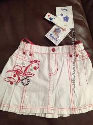 Шикарная новая юбка Pampolina Италия размер 3-6 лет