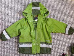 Резиновая куртка Didriksons  штаны в подарок р. 90