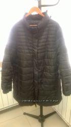Современое демисезонное пальто на синтепоне 58 -60 размера