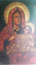 Икона Козельцианской божьей матери