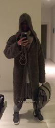 Кардиган пальто из домотканной овечьей шерсти 100, унисекс, ручная работа