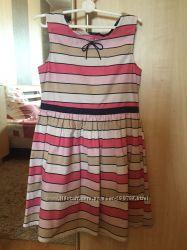 Платье полосатое H&M