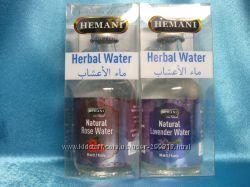 Розовая и Лавандовая вода для лица и тела