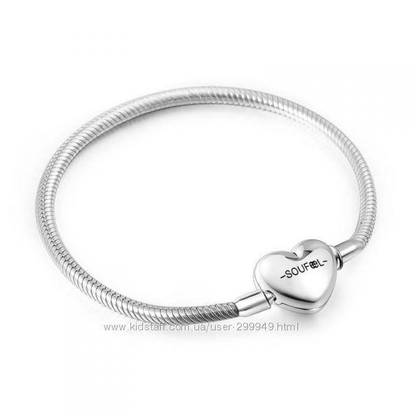 серебряный браслет пандора отзывы