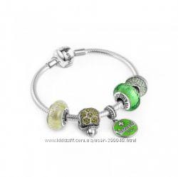 Заказ браслеты , шармы , подвески Soufeel стиль Pandora
