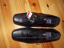 Туфли новые 42 р-р натуральная кожа