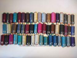 Нитки швейные сток недорого