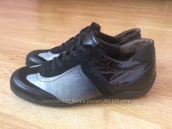 Кожаные кроссовки Semler Германия в отличном состоянии