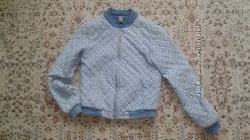 Легкая куртка ветровка Zara 140рост