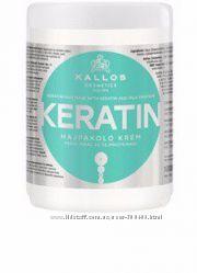 Kallos, маска, калос, кератин, каллос, ботокс, botox