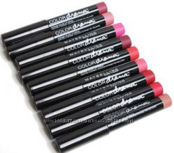 Maybelline Color Drama Помада-карандаш для губ