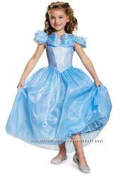 Шикарное платье Золушки  оригинал из Америки