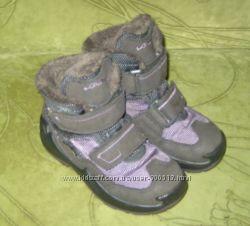 Зимние термо ботинки LOWA gore-tex 26 р-р, по стельке - 17 см
