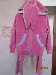 Спортивный костюм велюровый 98р