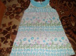 Фирменные сарафаны на девочку 4 - 5 лет