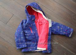 Курточка трансформер COLUMBIA 3 в 1 в идеальном состоянии 92-102 см