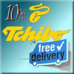 TCM Tchibo, доставка в Украину без платы за вес.