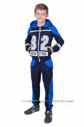 Качественный спортивный костюм для мальчика р. 32-42