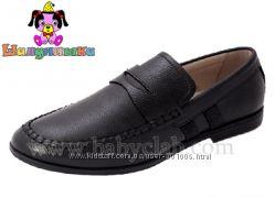 Кожаные туфли супинатор ТМ Шалунишка-ортопед р. 32-37