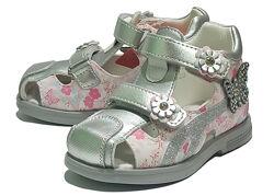 Босоножки сандали босоніжки 7402 летняя літнє обувь взуття для девочки ТОМ