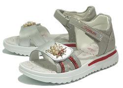 Босоножки сандали босоніжки летняя обувь для девочки дівчинки 7309 том м