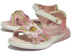 Босоножки сандали босоніжки летняя обувь для девочки дівчинки 7265 том м