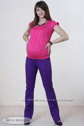 Брюки для беременных- новые, дешево