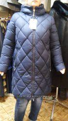 Пальто, куртки наполнитель пух.
