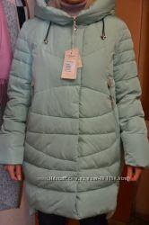 Пальто пуховики, разные модели.