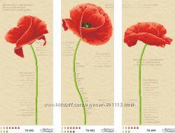 Сегментированные картины наборы схем под вышивку