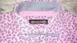 рубашка  Giovanni Fratelli Турция slim fit  в идеале M