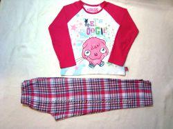 Пижама на девочку Marks&Spencer на 6-7-8 лет