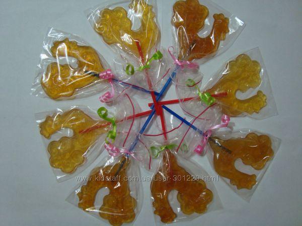 СТОП Натуральные Леденцы на палочке конфеты, карамель