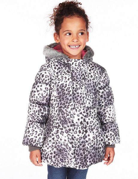 Зимняя куртка Marks and Spenser 98 см