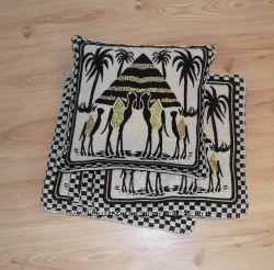 Наволочки из габелена в египетском стиле