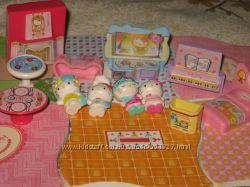 Helloy Kitty игрушки набор оригинал