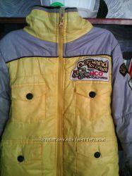 Деми куртка, 104-110см