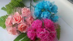 Рози латексні, маки