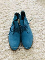 Замшеві черевики , 43 розмір