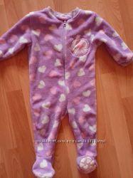 Тепленький человечек пижама