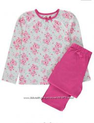 Пижамки для девочки 9-10-11-12 лет George, Англия. Разные