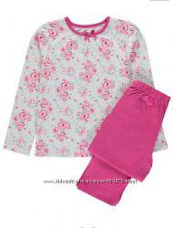 Пижамка для девочки 9-10-11-12 лет George, Англия.