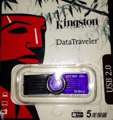 Флеш память usb KingstonhpSony Vaio 16gb32gb64gb