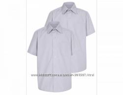 Рубашки короткий и длинный рукав Next, F&F Tesco, George Англия