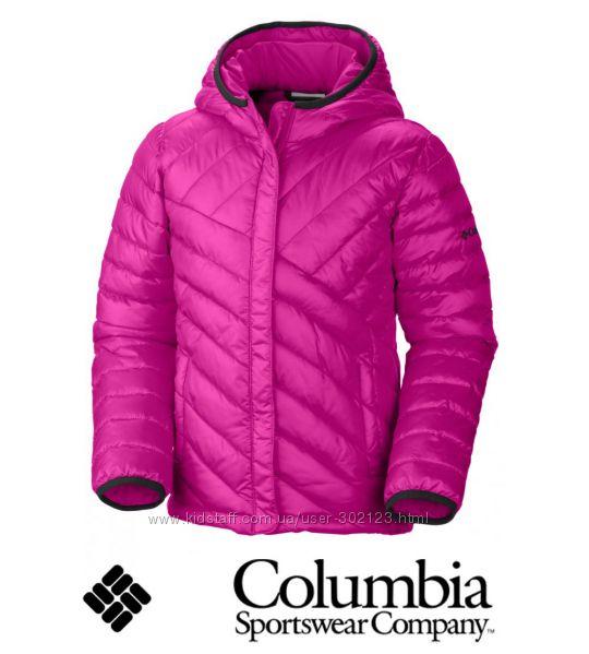 Columbia куртка деми легкая теплая классная XXS 4-5лет Замеры С примеркой
