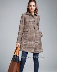 фирменное пальто h&m