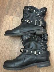 Стильные кожаные ботинки Buffalo р. 38 цена до конца февраля 800