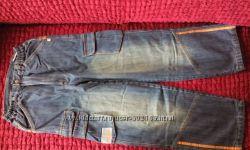 Новые джинсы на подкладе, рост 146, ТМ оранж верблюд