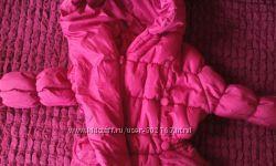 Новая зимняя куртка, 3-4 года, рост 98-104